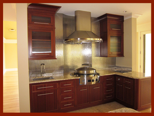 Modern Kitchen Cabinets | Custom Woodworking Shop in Marlborough, CT